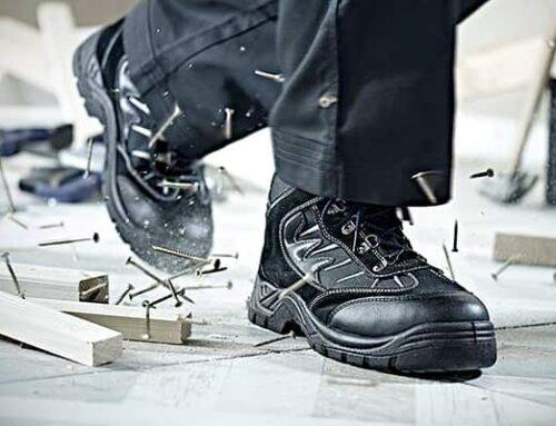 Vas a querer utilizar siempre tus zapatos de seguridad después de leer esto